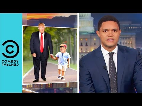 Rudy Giuliani Threw Himself Under The Bus   The Daily Show With Trevor Noah