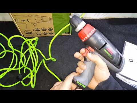 Bormaşină  Skil 6221 AA (Energy Line) UnBoxing