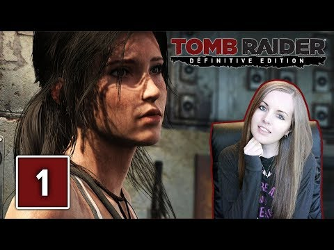 LARA IS BEAUTIFUL | Tomb Raider Definitive Edition PS4 Gameplay Walkthrough Part 1