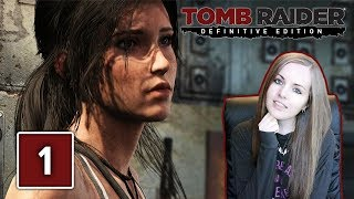 LARA IS BEAUTIFUL | Tomb Raider Definitive Edition PS4 Gameplay Walkthrough Part 1
