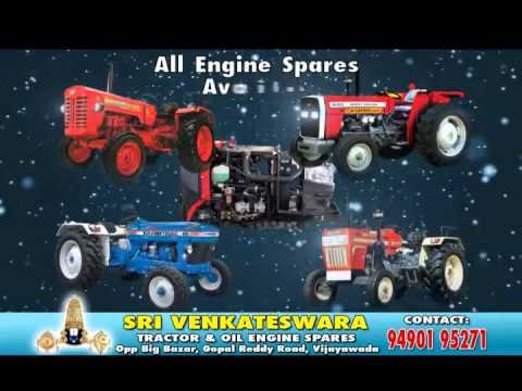 sri venkateswara tractor & oil engine spares