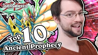 """Top 10 BEST Cards in Ancient Prophecy! What is a """"Fairy Dragon"""" anyway?"""