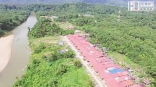 Video (Drone)Kampung Rantau Kurra, Ulu Limbang, Sarawak download MP3, 3GP, MP4, WEBM, AVI, FLV Desember 2017