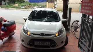 Auto Folding Mirror-Đóng mở gương điện tự động Fiesta