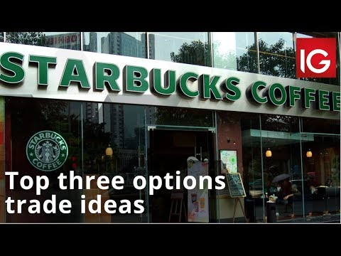 Top Three Options Trade Ideas | TheSteadyTrader