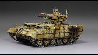 BMPT Terminator 1/72 Zvezda - Tank Model