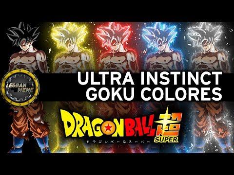 Goku Ultra Instinct (migatte no gokui). Real Action.