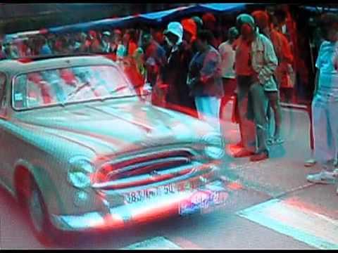 d fil 3d de voitures anciennes gavray 50 avec lunettes rouge bleu youtube. Black Bedroom Furniture Sets. Home Design Ideas