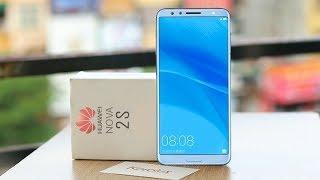 Huawei Nova 2s - A Phone with 4 Cameras....