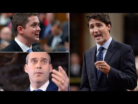 Question Period: balanced budgets, Canada Post strike — November 23, 2018