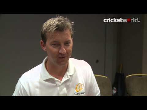Brett Lee and his first club, the Oak Flats Rats - Cricket World TV