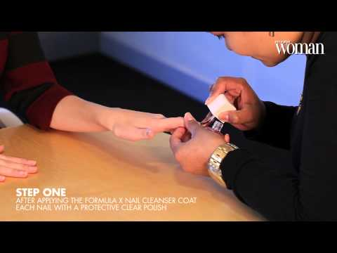 Formula X Nails by Sephora | Step by Step Tutorial