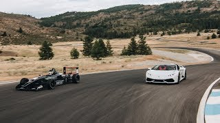 Testing the Limits of Our Cars on the Race Track! Area 27 Track Day: July 2017