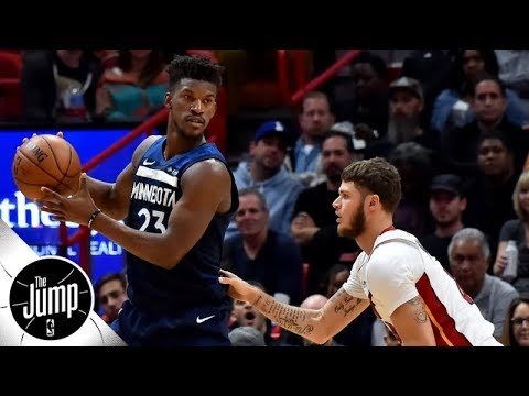 Jimmy Butler is everything the Miami Heat wanted him to be