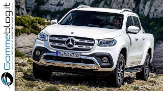 Mercedes-Benz X-Class FIRST PREMIUM PICKUP
