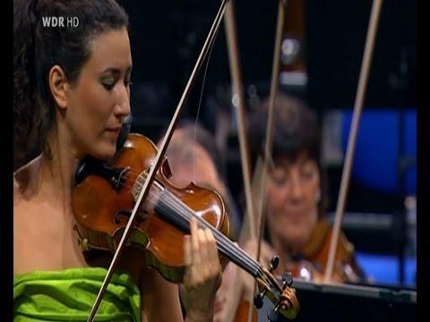 Susanna Yoko Henkel plays Bruch Violin Concerto - PREVIEW