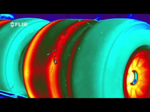 Red Bull Racing and F1 in Belgium with FLIR Thermal Cameras!