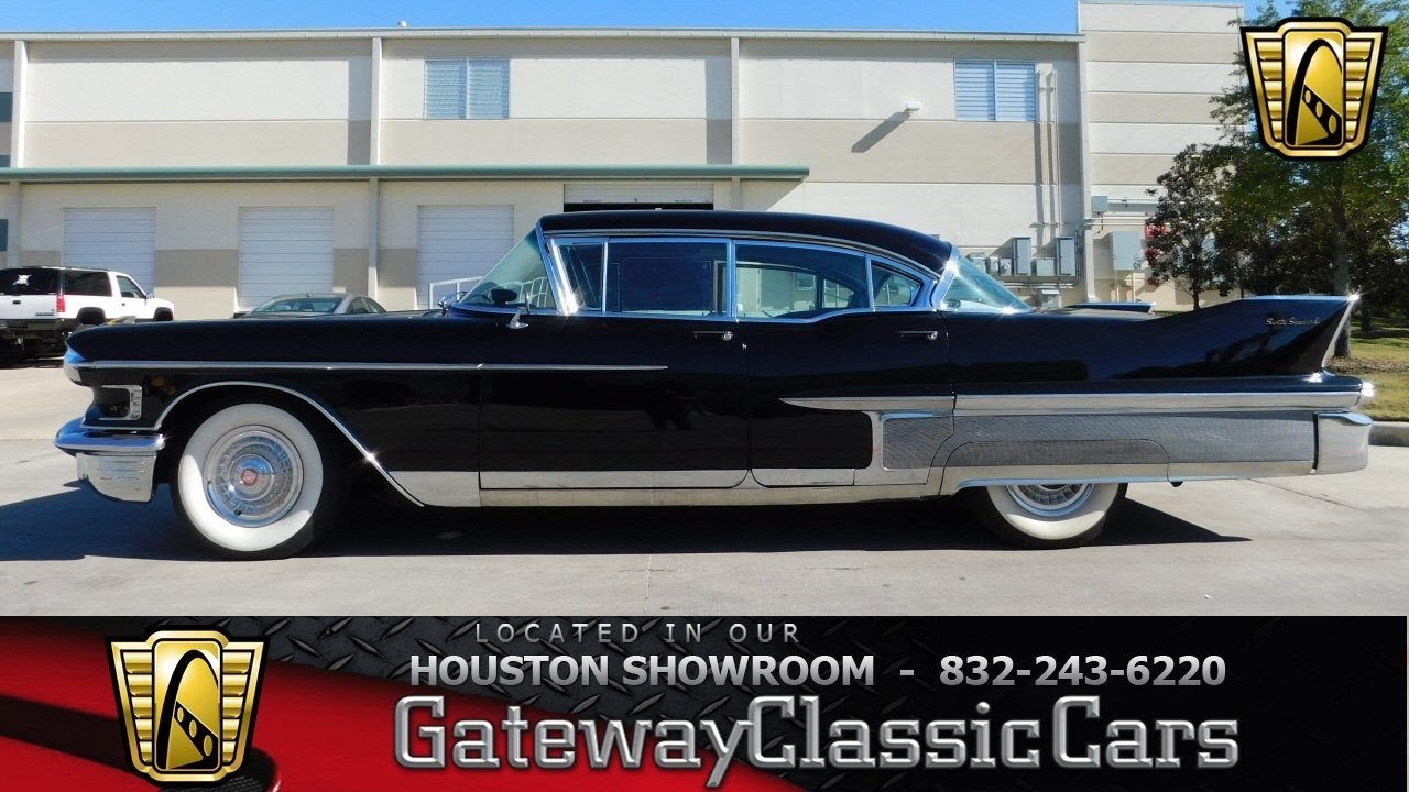 Cadillac Fleetwood Sixty Special Stock Gateway Classic - Automatic classic cars