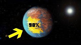 90% НА ЭТОЙ ПЛАНЕТЕ ЕСТЬ ЖИЗНЬ - К2 155D