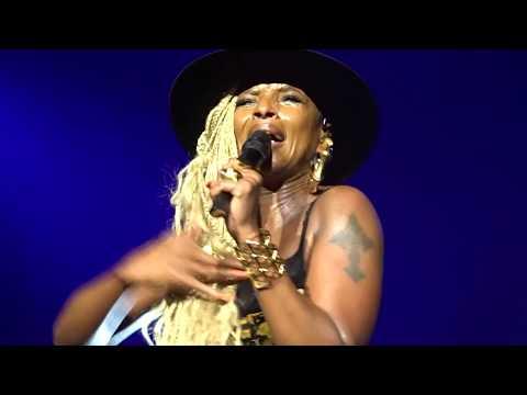 Mary J. Blige Set Me Free Live @ l'Olympia Paris 2017