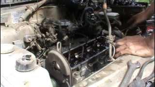 видео ВАЗ 2109 замена маслосъемных колпачков