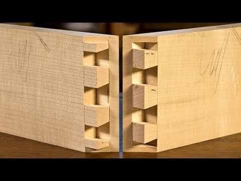 """The Secret Mitre Dovetail"" with David Charlesworth - Preview"