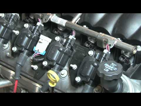 MSD Ignition Digital Shift Light Installation - YouTube