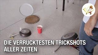 Die verrücktesten Trickshots aller Zeiten