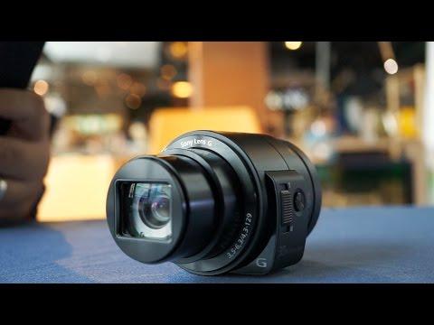 รีวิว Sony CyberShot QX30 ทำมือถือให้เป็นกล้องซูมกระจาย 30 เท่า