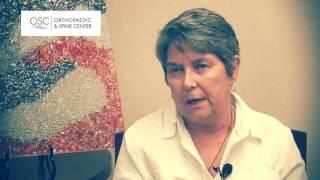 Dr. Haynes Patient Testimonial - Ann Templin