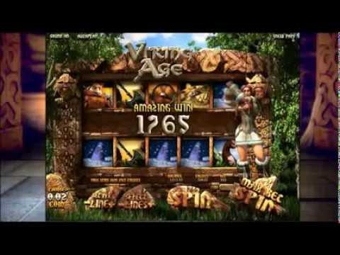 Игровой автомат Viking Age (Викинги) - на Gamble2fun.com