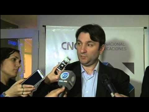 31 de OCT. Licitación del Espectro 4G en Tecnópolis. Norberto Berner.