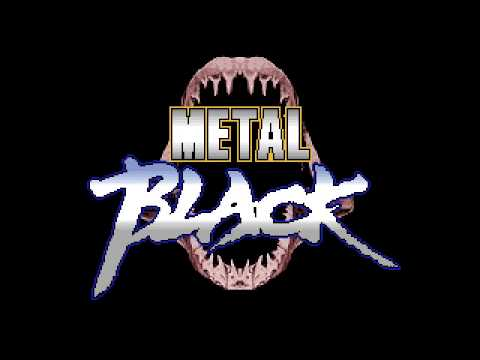 Metal Black - Born to be free (Round 1)