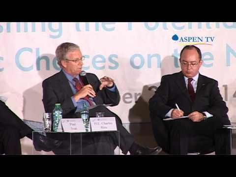Charles Ries at Bucharest Forum 2014 - Part 2/3