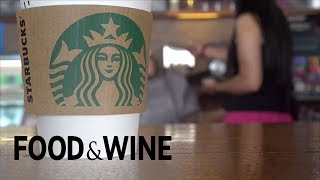 Starbucks Will Pay You For Your Idea To Reduce Cup Waste | Food & Wine