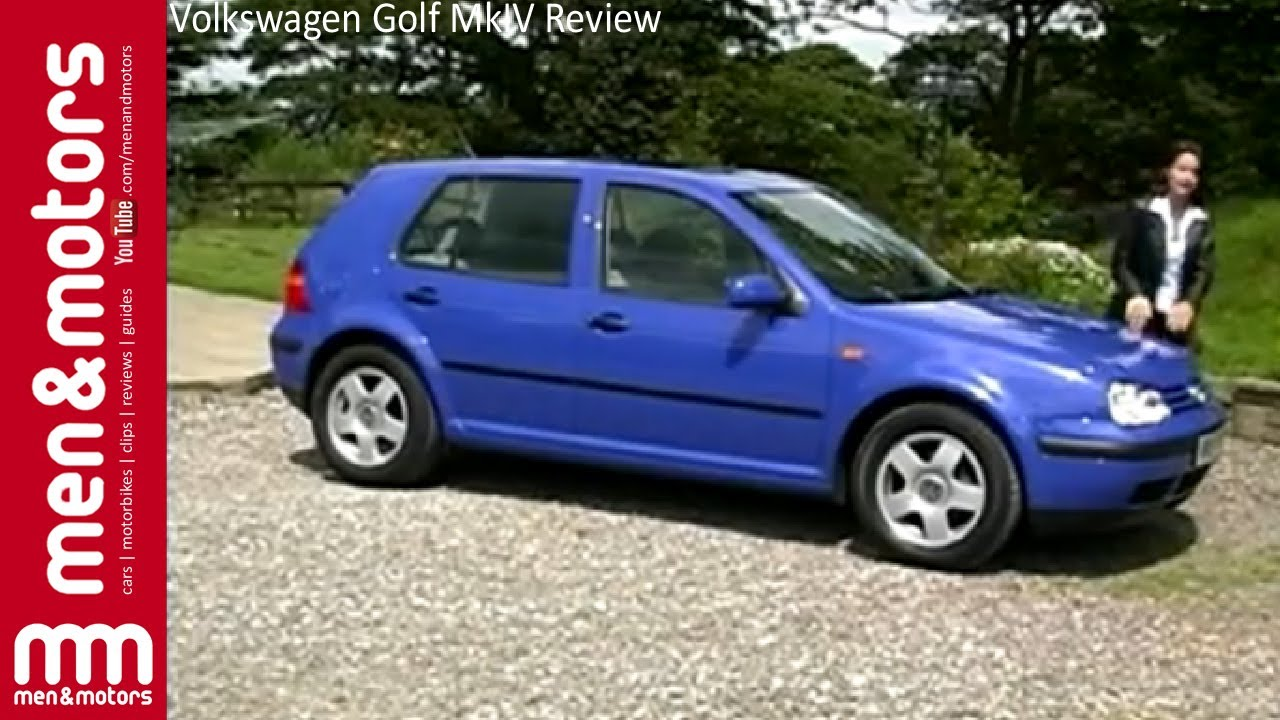 Volkswagen Golf MkIV Review 1998