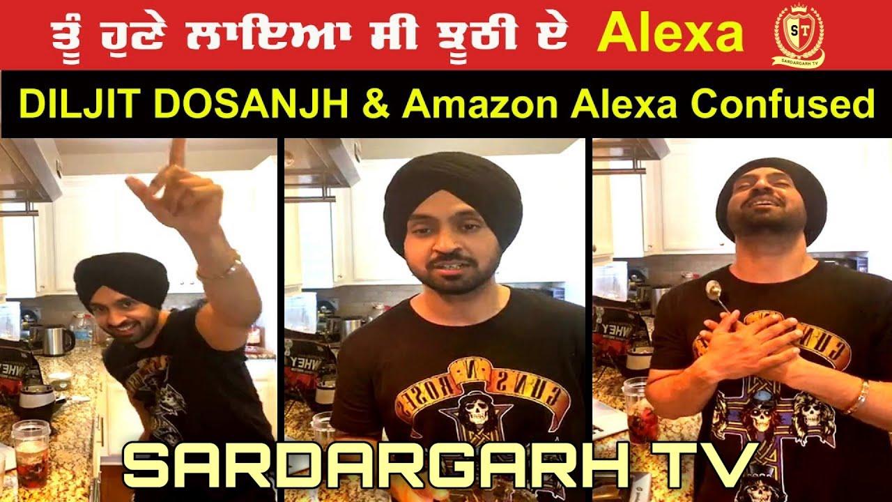 Download DILJIT D0SANJH & Amazon Alexa Confused CLASH Song & Funny Mood Sardargarh T.v.