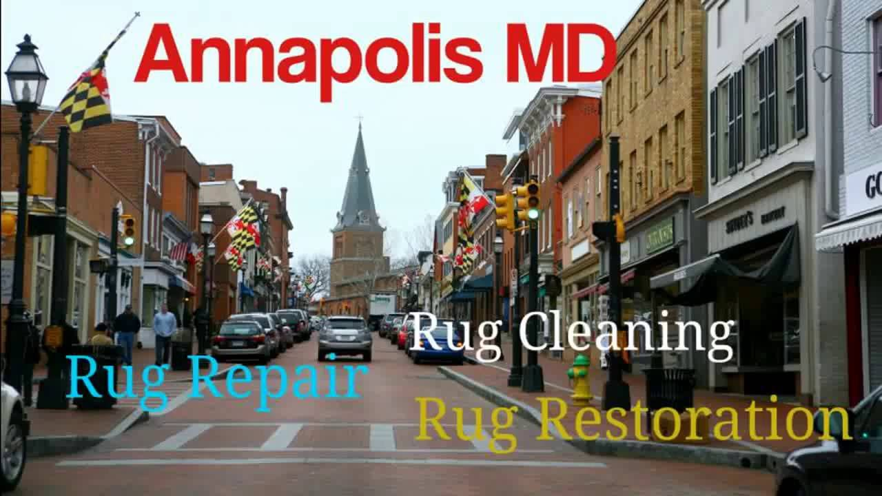 Rug Cleaning Annapolis Md