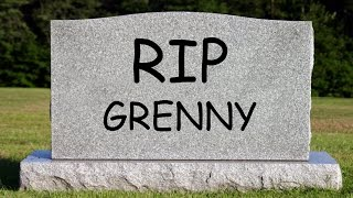 GRENNY DED ;_;  (GTAV Online #4)