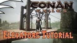 Elevators | Conan Exiles | Full Release