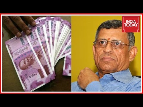 Rs 2000 Notes Will Be Phased Out, Says Gurumurthy - RSS Ideologue