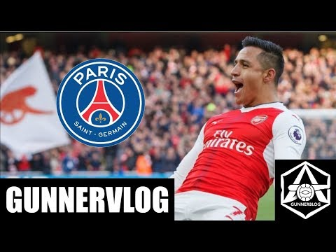 """Gunnervlog: """"If PSG are really in for Alexis, I'd probably sell"""""""