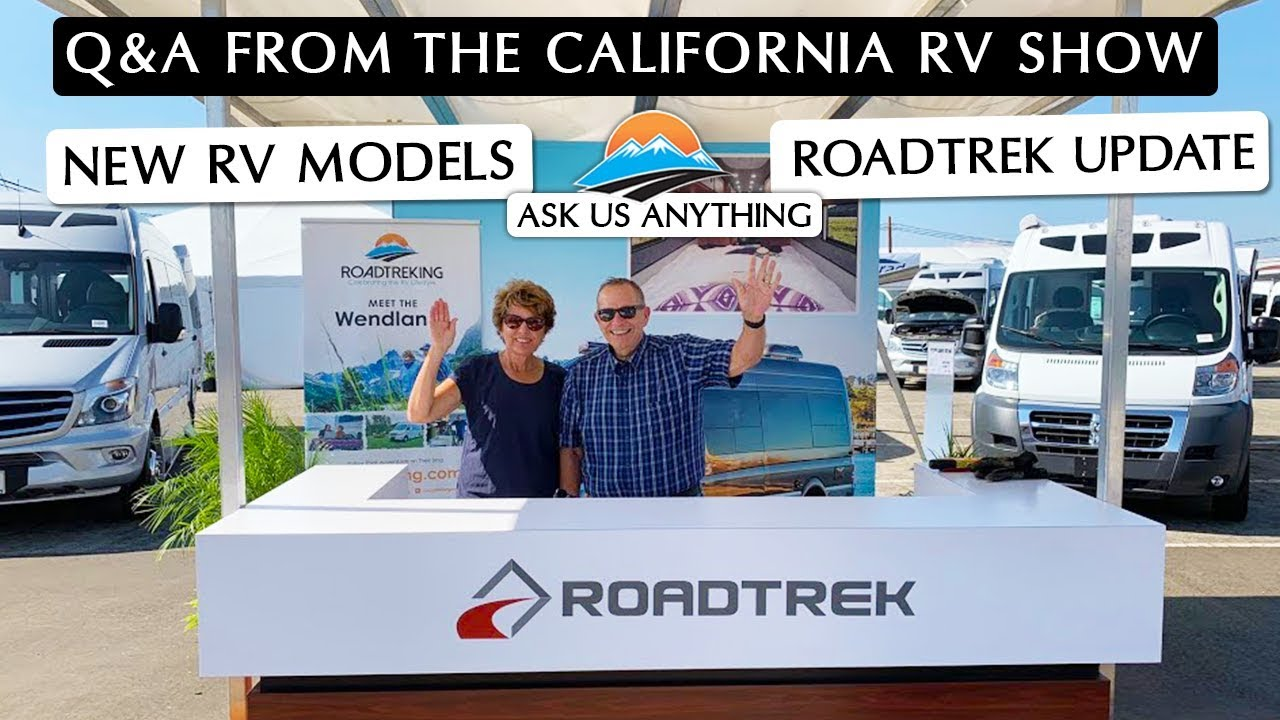 California Rv Show >> Ask Us Anything Live Q A From The California Rv Show Youtube