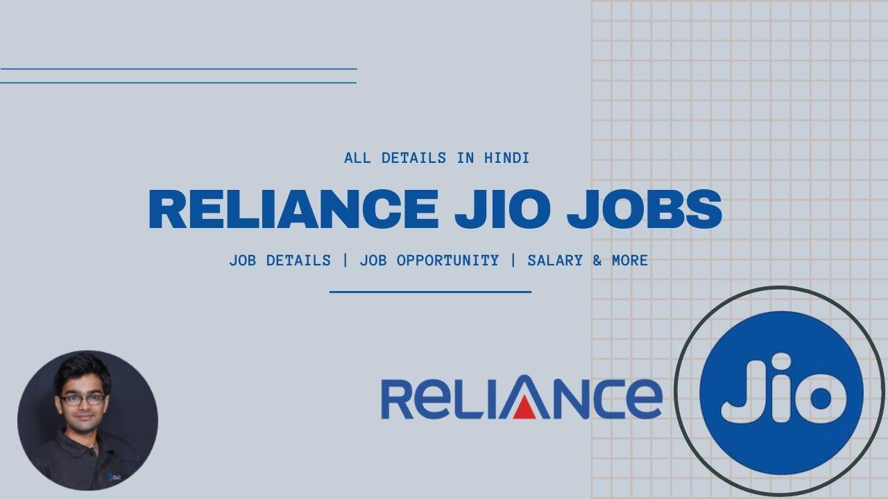 Jio Jobs | Jobs for Fresher | Jobs in Mumbai | Support Jobs Jio