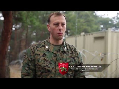 Capt. Mark Brokaw Jr. Explains The Role Of A Foreign Area Officer