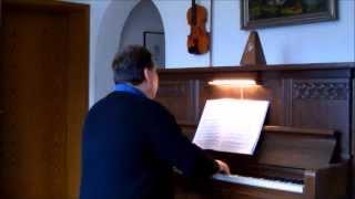 Georg Friedrich Händel: Sarabande d-Moll HWV 448,4