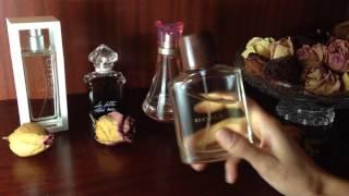 Ароматная коллекция ноября(Cityscape - женский парфюм от Mary Kay Dance to life - женский парфюм от Mary Kay Domain - мужская туалетн..., 2015-11-09T10:29:07.000Z)