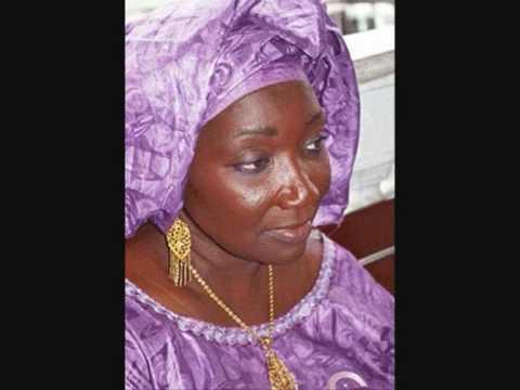 Aïcha Koné baya