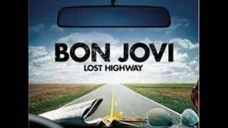 "Bon Jovi ""Everybody's Broken"""