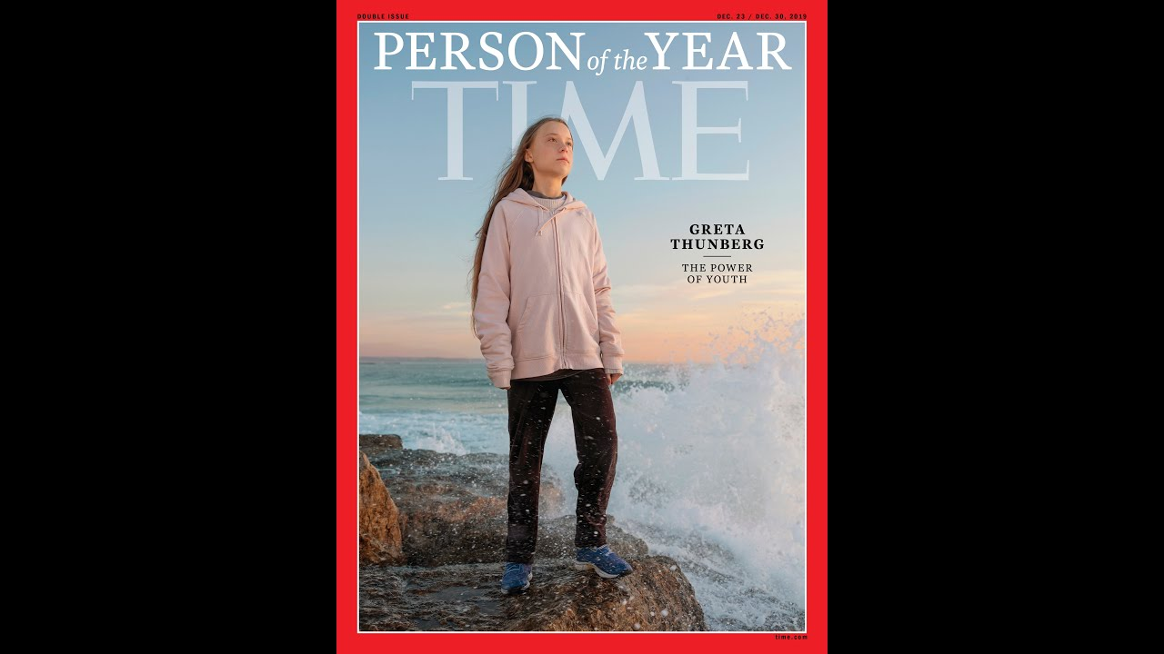 Transformational Leadership Video - Greta Thunberg
